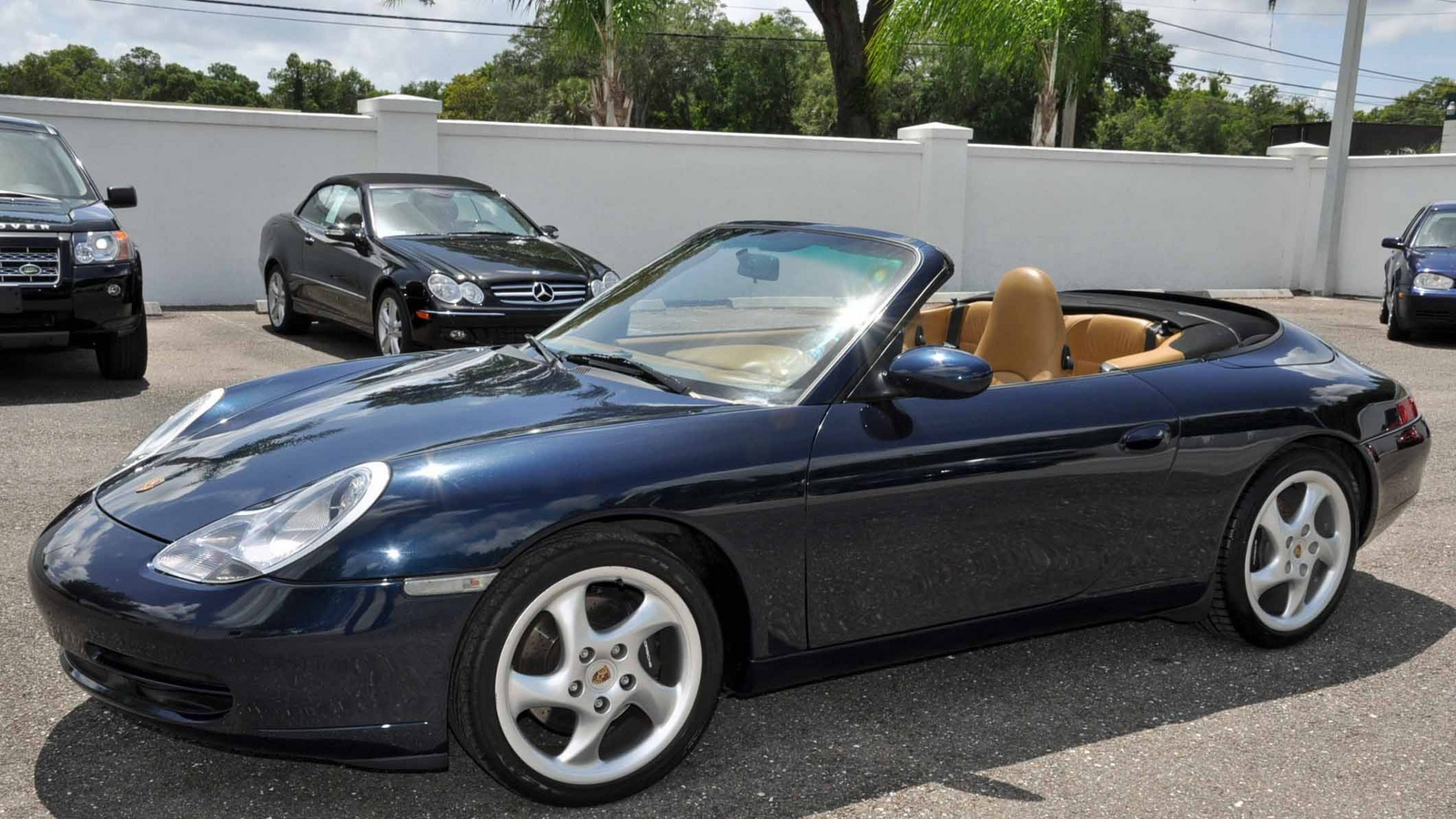 1999 porsche 911 carrera cabriolet archived road test. Black Bedroom Furniture Sets. Home Design Ideas