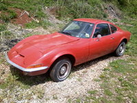 1971 Opel GT Overview