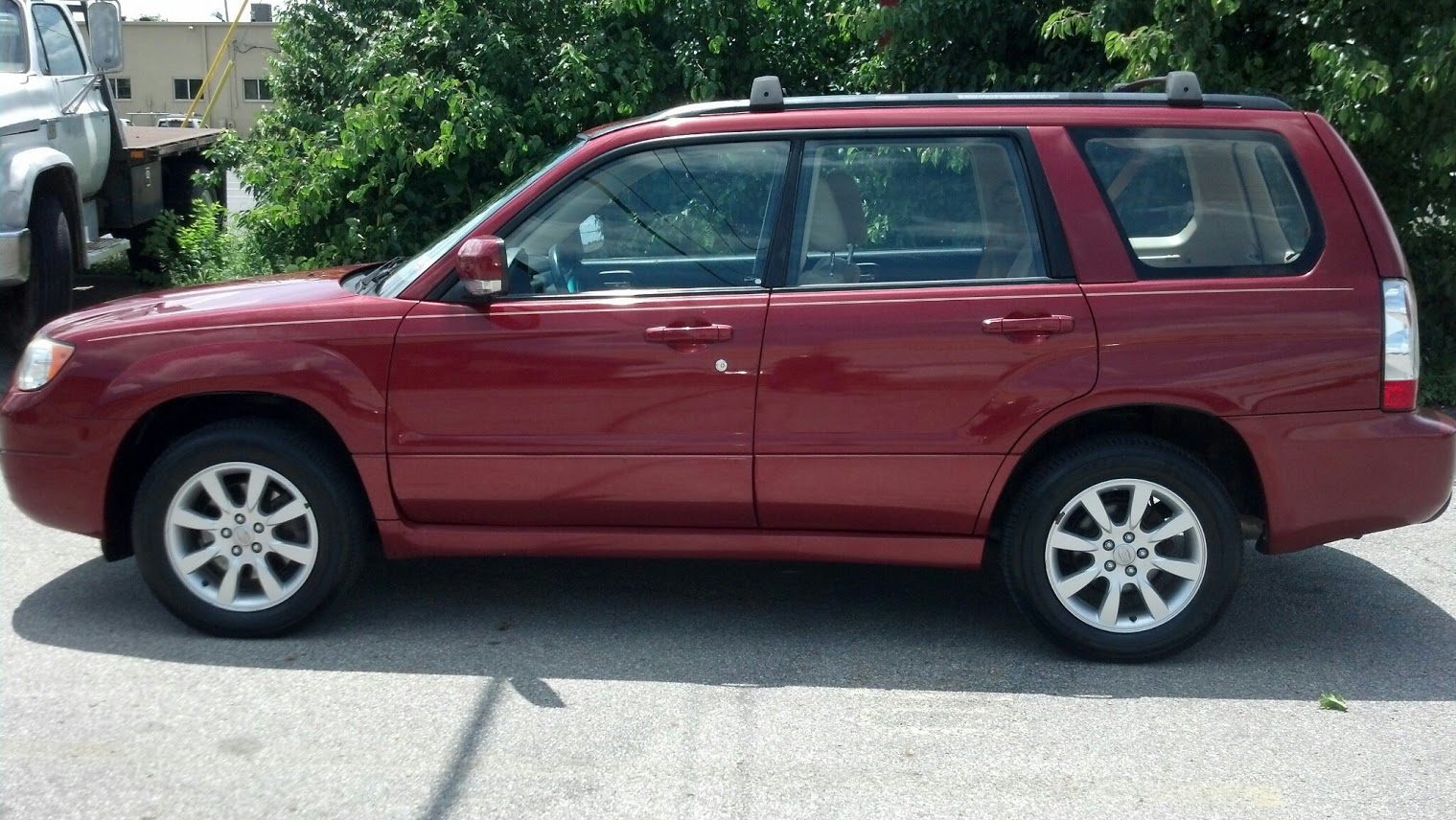 picture of 2006 subaru forester 2 5 x premium package. Black Bedroom Furniture Sets. Home Design Ideas
