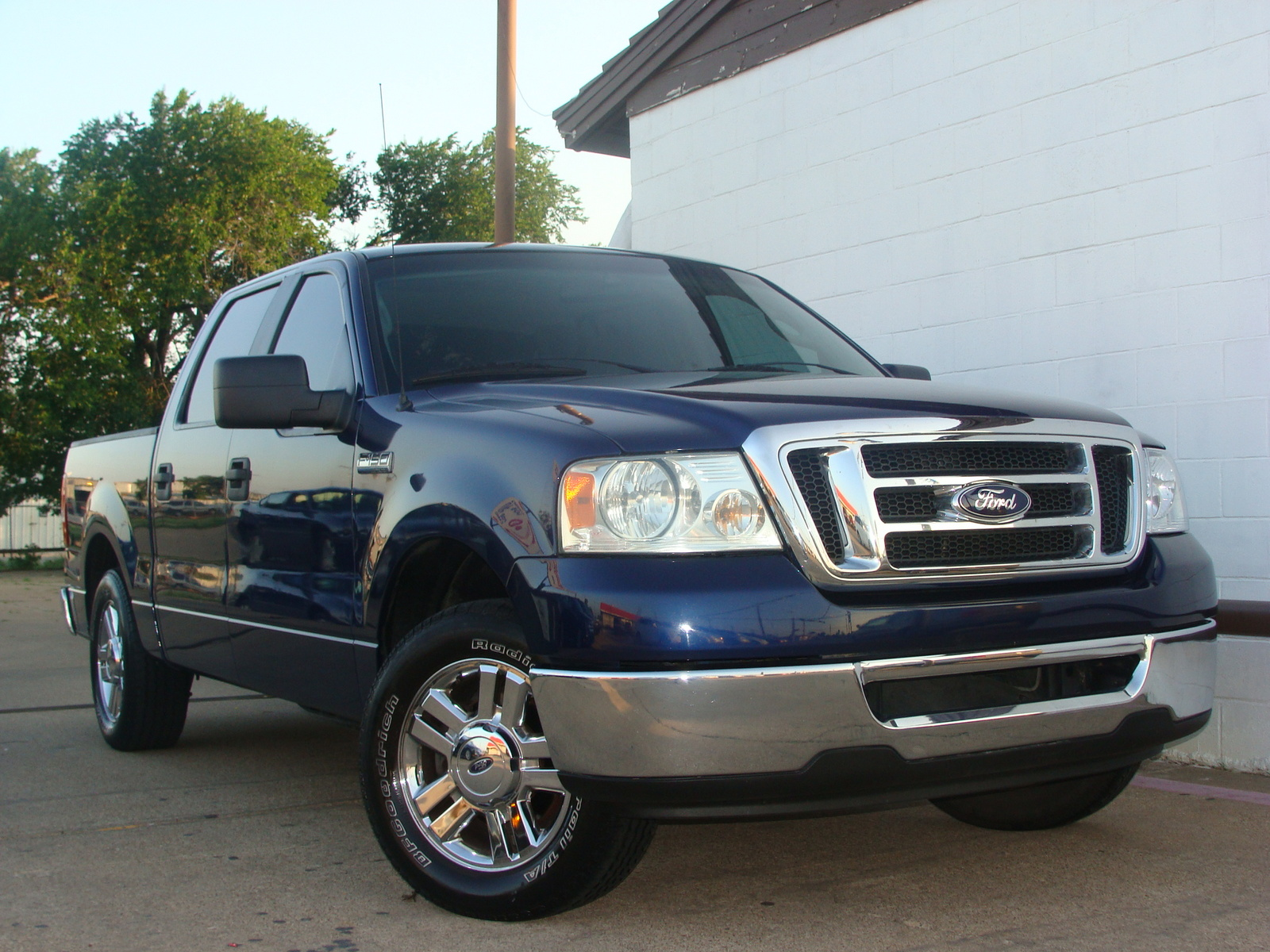 2007 ford f150 fx4 supercrew reviews autos weblog. Black Bedroom Furniture Sets. Home Design Ideas