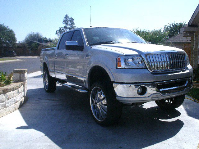 2007 lincoln mark lt exterior pictures cargurus. Black Bedroom Furniture Sets. Home Design Ideas