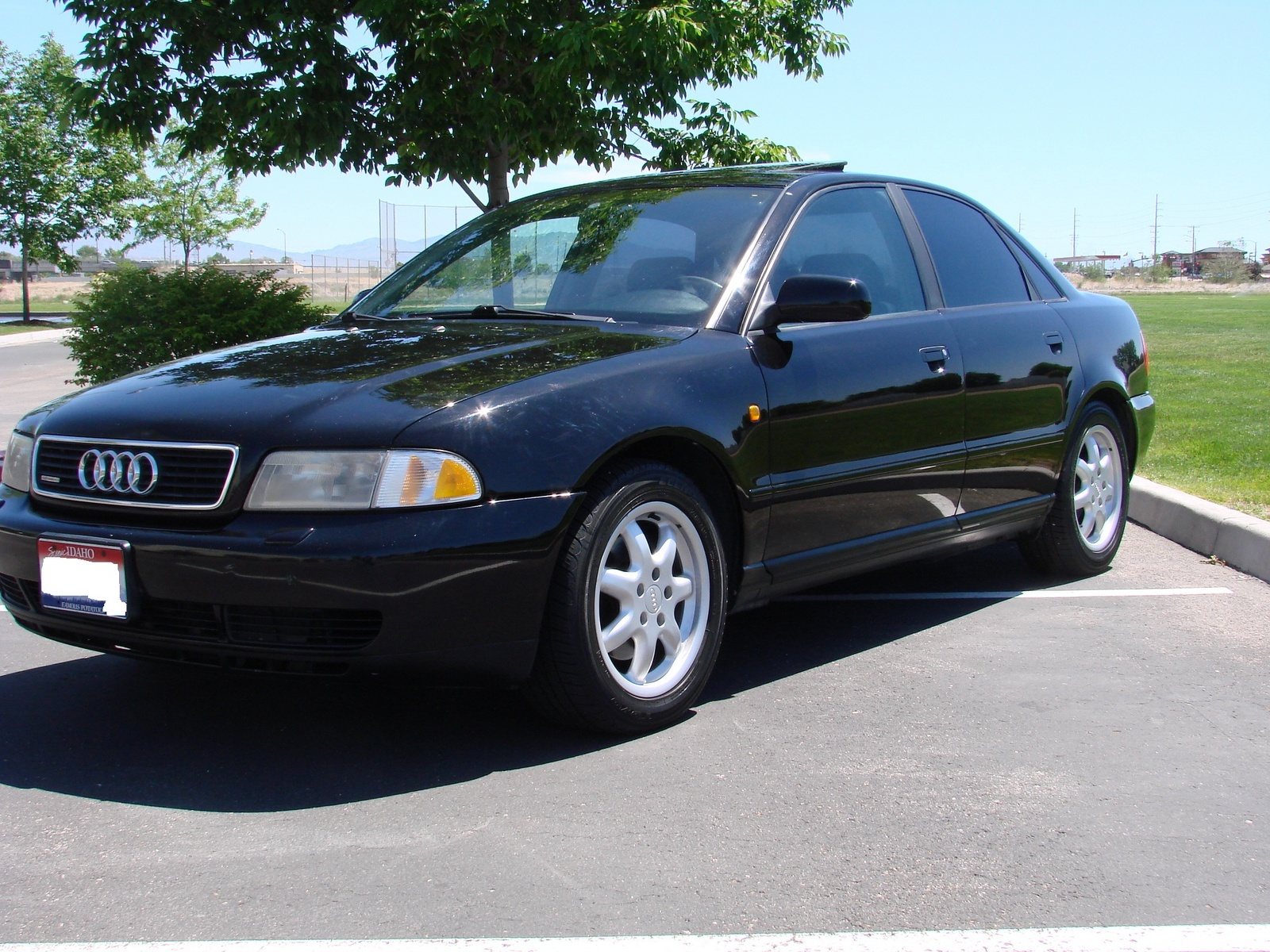 1998 Audi A4 2 8 Related Infomation Specifications
