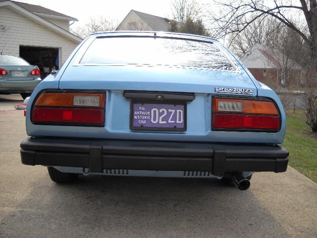 Picture of 1979 Nissan 280ZX