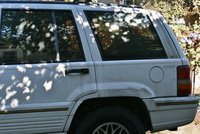 Picture of 1993 Jeep Grand Cherokee Limited 4WD, exterior