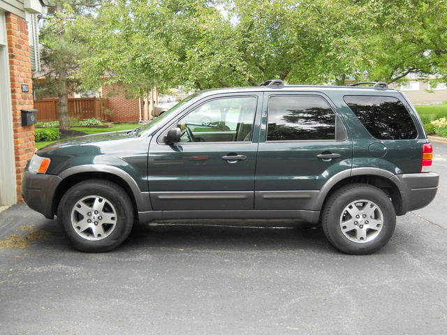 Picture of 2003 Ford Escape XLT AWD, exterior, gallery_worthy