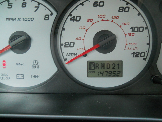 Picture of 2003 Ford Escape XLT AWD, interior, gallery_worthy