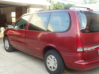 Picture of 1997 Mercury Villager 3 Dr GS Passenger Van, exterior