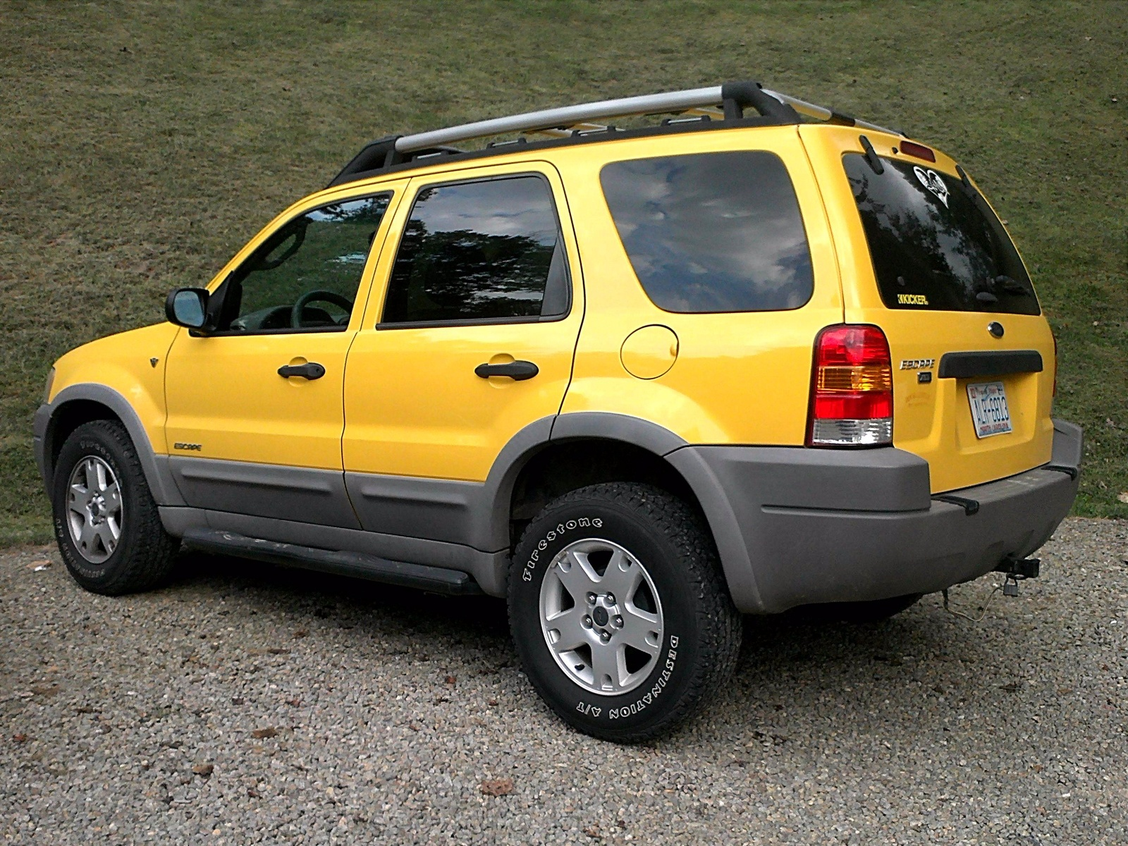 Picture of 2002 ford escape xlt 4wd exterior