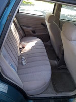 Picture of 1992 Ford Tempo 4 Dr GL Sedan, interior