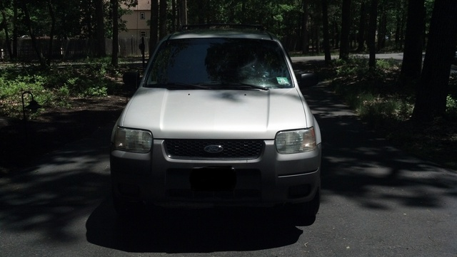 Picture of 2003 Ford Escape XLS AWD, exterior, gallery_worthy