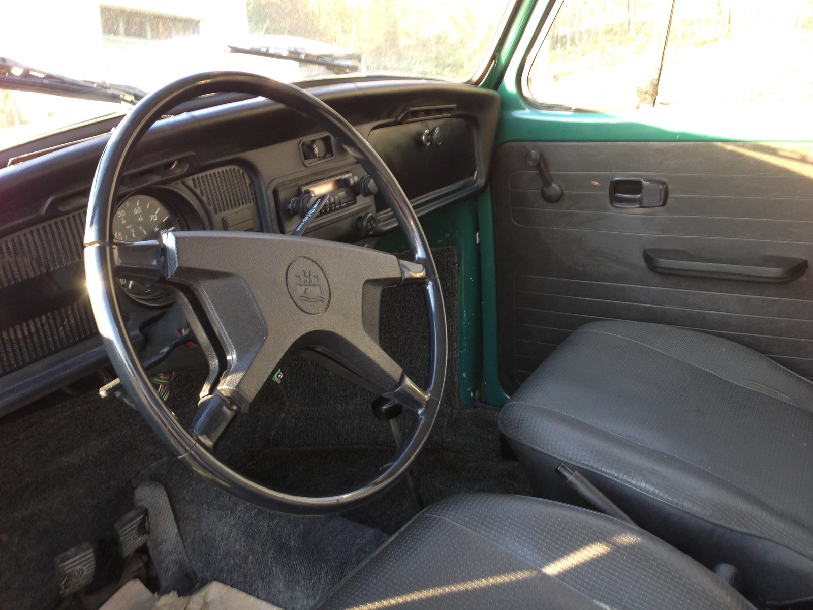 1976 Volkswagen Beetle Interior Pictures Cargurus