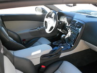 Picture of 2009 Chevrolet Corvette 3LT Convertible RWD, interior, gallery_worthy