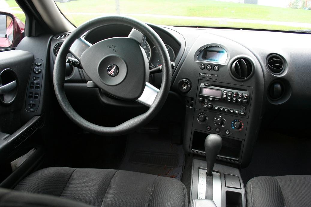 2006 Pontiac Grand Prix Interior Pictures Cargurus