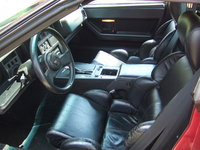 Picture of 1989 Chevrolet Corvette Coupe, interior