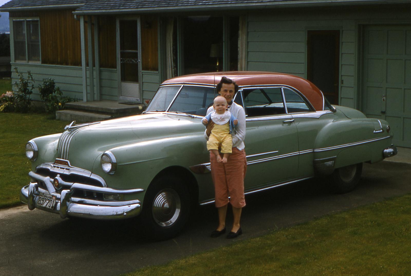 1952 Pontiac Chieftain - Overview