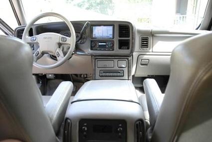 2010 Chevrolet Silverado 1500 Crew Cab >> 2005 GMC Sierra 1500 - Interior Pictures - CarGurus