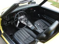 Picture of 1969 Chevrolet Corvette Convertible, interior, gallery_worthy