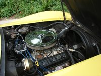 Picture of 1969 Chevrolet Corvette Convertible, engine, gallery_worthy