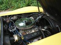 Picture of 1969 Chevrolet Corvette Convertible, engine