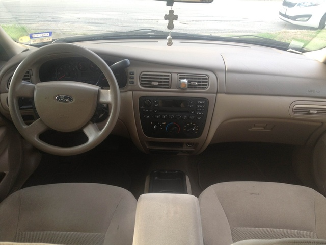 2005 Ford Taurus Interior Pictures Cargurus