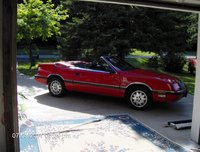 Picture of 1987 Chrysler Le Baron Base Convertible, exterior, gallery_worthy