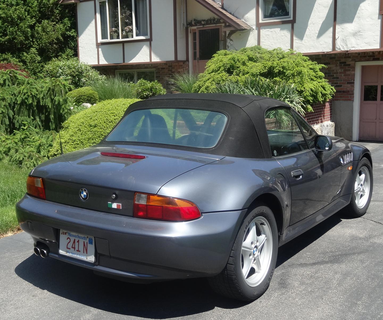 Bmw Z3 Cost New: 1999 BMW Z3