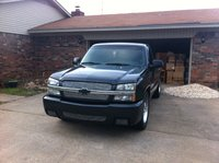 Picture of 2003 Chevrolet Silverado 1500 Short Bed 2WD, exterior