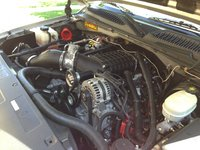 Picture of 2007 GMC Sierra Classic 1500 4 Dr SLE2 Crew Cab 2WD, engine