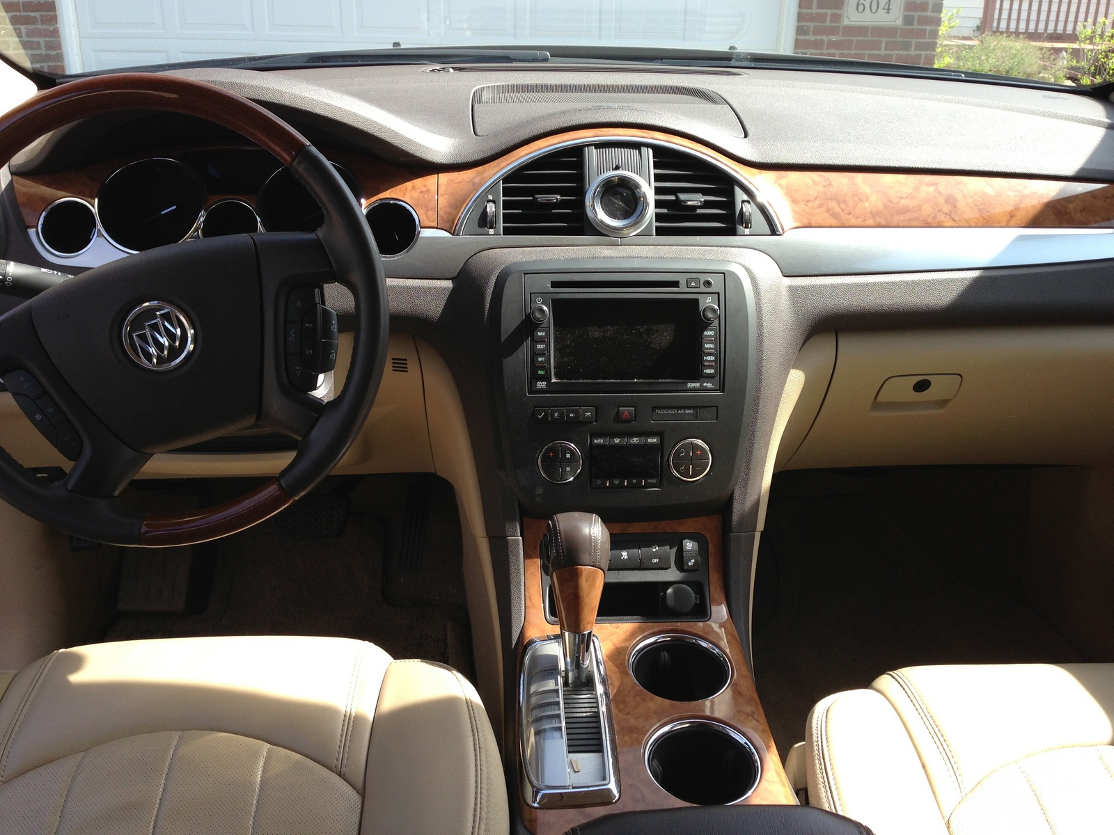 2009 Buick Lacrosse Cxl Awd Related Infomation