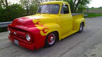 1954 Ford F-100 Picture Gallery