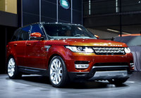 2014 Land Rover Range Rover Sport Picture Gallery