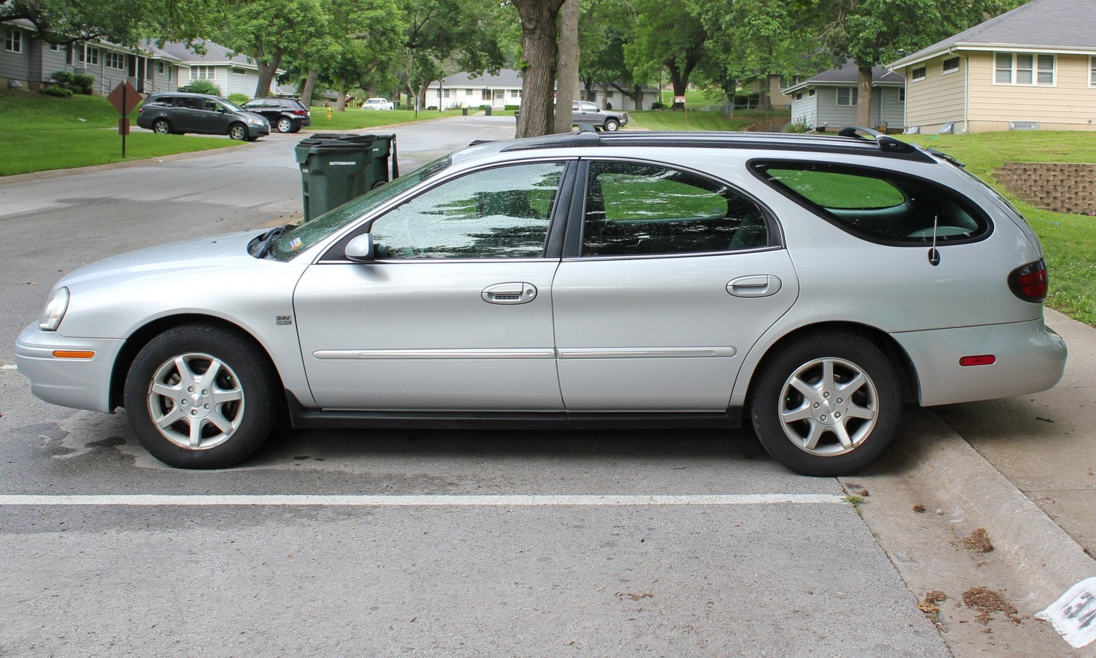 Mercury Sable Ls Wagon Pic