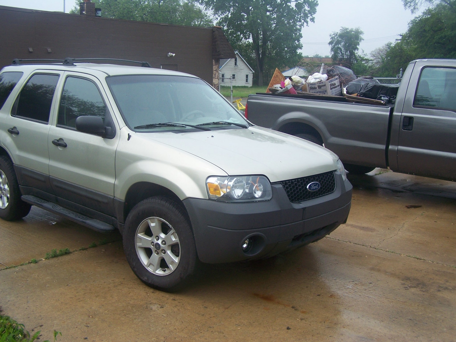 Ford escape xlt 2017 for Motor ford escape 2005