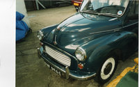 1970 Morris Minor Overview