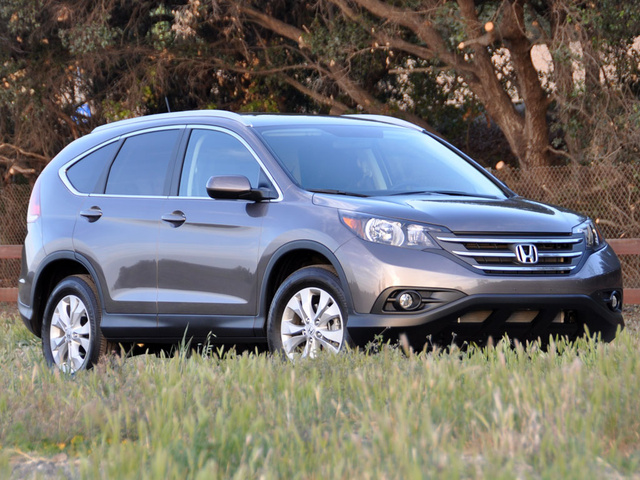 2013 Honda CR V Test Drive Review