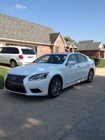 Picture of 2013 Lexus LS 460 AWD, exterior