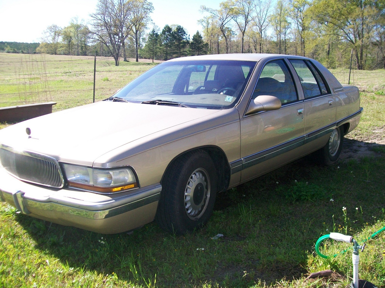 Buick Roadmaster Questions  My 1996 buick road master collectors