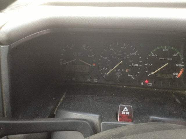 Picture of 1993 Volkswagen EuroVan 3 Dr MV Passenger Van, interior