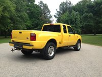 Picture of 2001 Ford Ranger 4 Dr Edge Plus 4WD Extended Cab Flareside SB, exterior