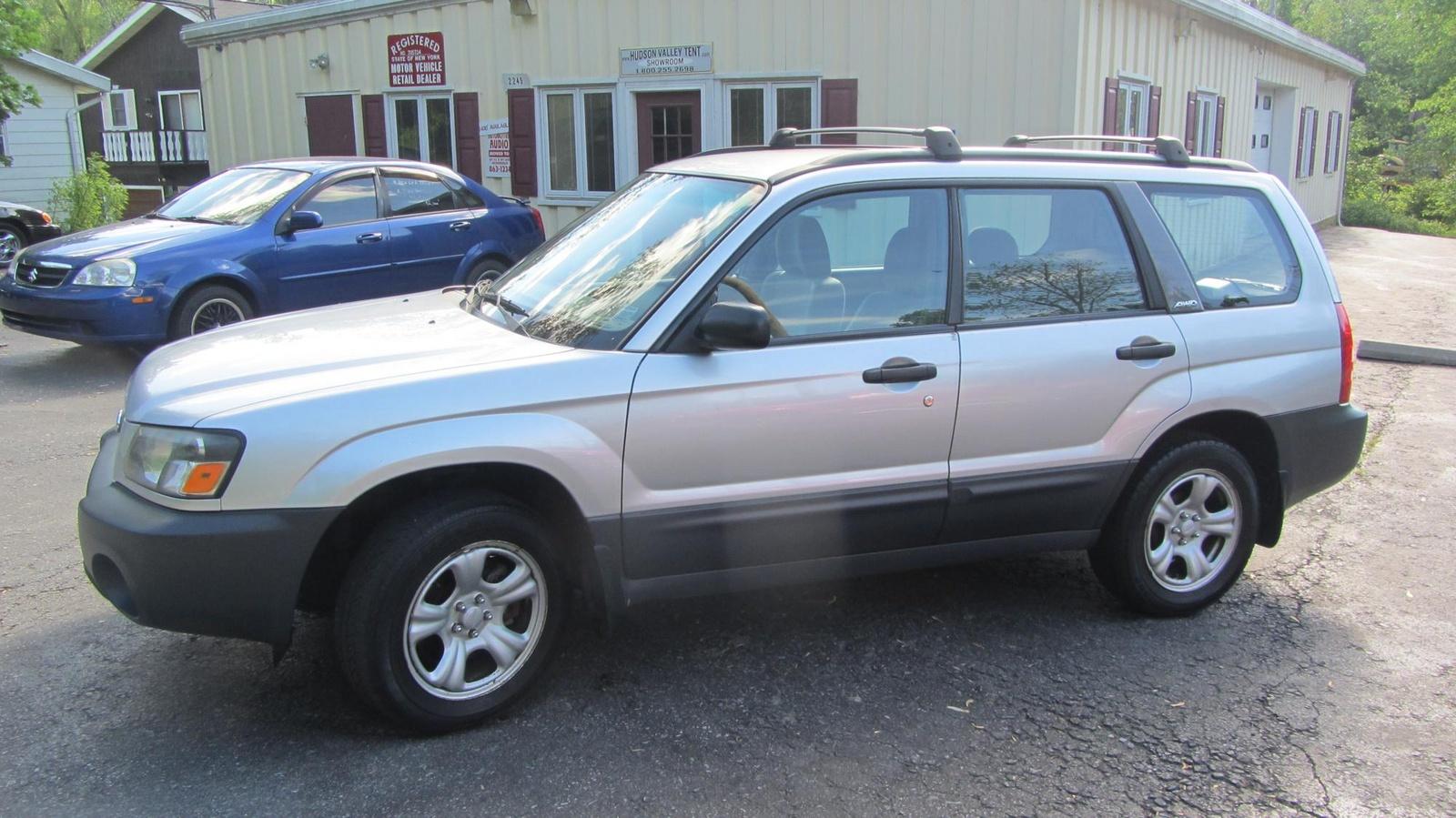 2003 Subaru Forester Exterior Pictures Cargurus