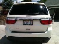 Picture of 2012 Dodge Durango SXT AWD, exterior