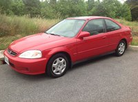 Picture of 1999 Honda Civic Coupe EX, exterior, gallery_worthy