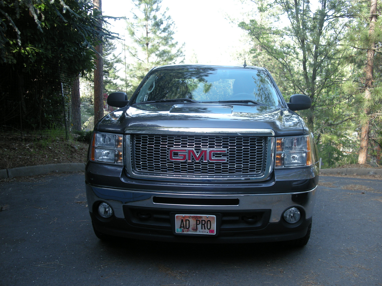 picture of 2011 gmc sierra 1500 sle ext cab 4wd exterior. Black Bedroom Furniture Sets. Home Design Ideas
