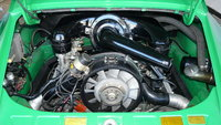 Picture of 1970 Porsche 911, engine