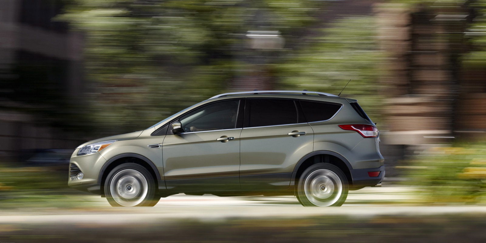 2013 Ford Escape, Profile image from Ford, look_and_feel, manufacturer, exterior