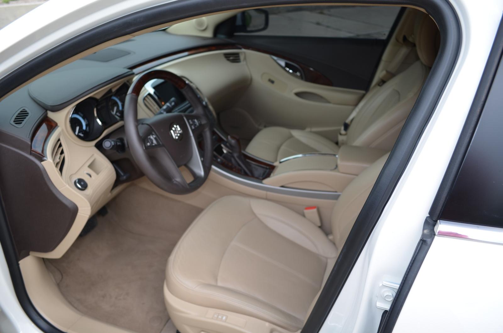 2011 Buick Lacrosse Interior Pictures Cargurus