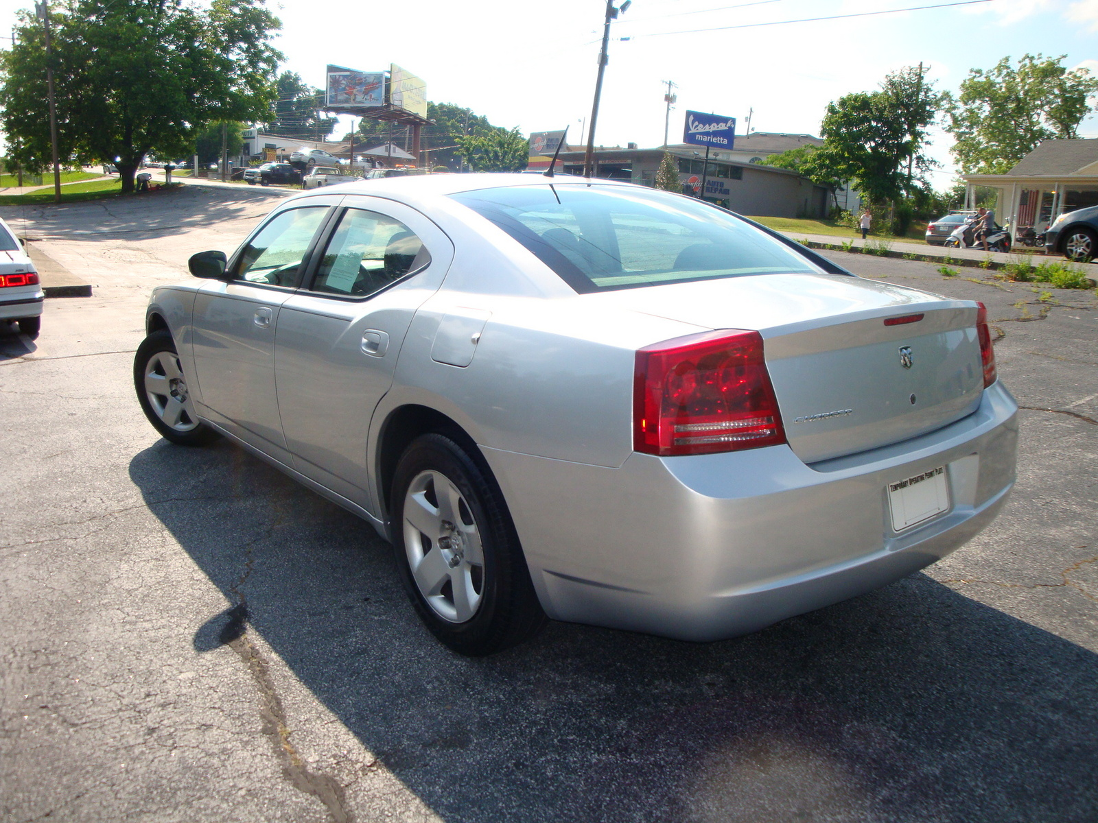 picture of 2008 dodge charger se exterior. Black Bedroom Furniture Sets. Home Design Ideas