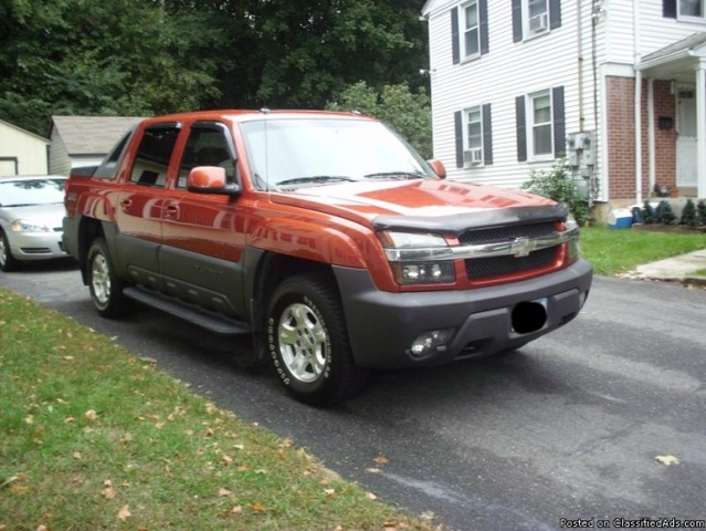 Picture of 2003 Chevrolet Avalanche 1500 The North Face Edition 4WD, exterior, gallery_worthy