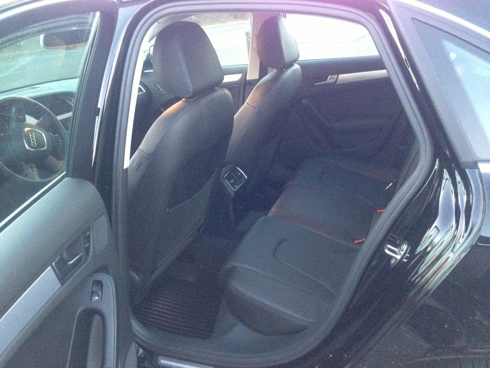 picture of 2009 audi a4 2 0t quattro premium plus interior. Black Bedroom Furniture Sets. Home Design Ideas