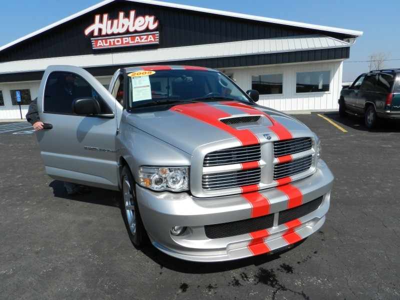 2005 dodge ram srt 10 overview cargurus. Black Bedroom Furniture Sets. Home Design Ideas